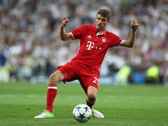 Ton up for Thomas Muller as Bayern Munich produce comeback win