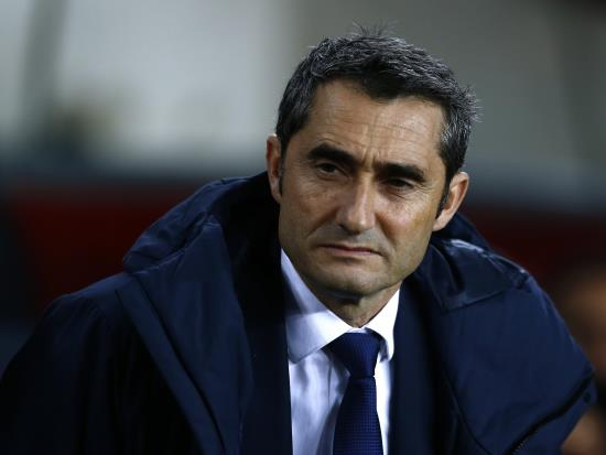 Barcelona vs Alaves - Valverde warns Barcelona to respect 'revitalised' Alaves