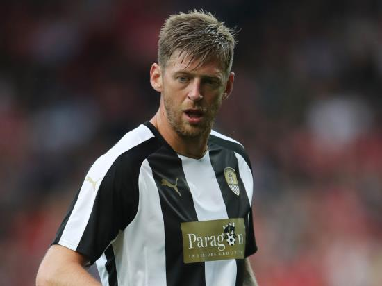 Stead on target again for Notts County to earn a replay against Swansea