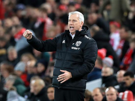 Pardew criticises application of VAR system as West Brom knock Liverpool out