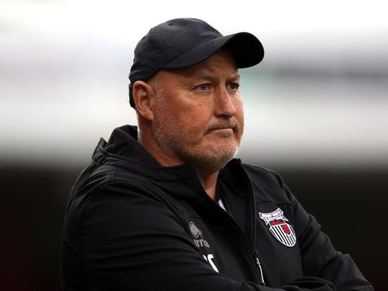 Russell Slade upbeat despite more home misery for Grimsby