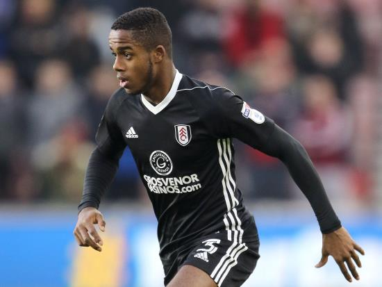 Fulham leave it late to defeat 10-man Barnsley