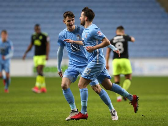 Marc McNulty grabs 15th goal of the season as Coventry beat Cambridge