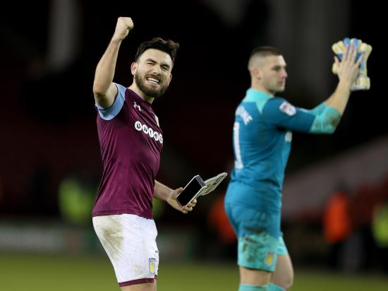 Snodgrass strike sinks Sheffield United as Villa notch another victory