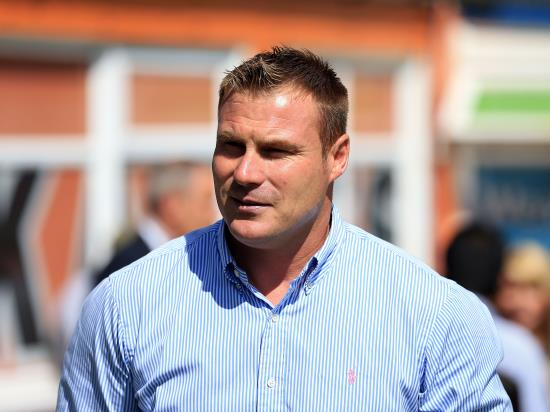 Swindon boss David Flitcroft salutes hard-fought victory at Stevenage