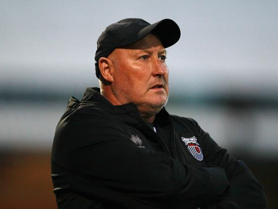 Grimsby boss Russell Slade wants to view Yeovil defeat in isolation