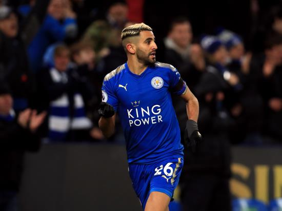 Squad will put a smile back on Mahrez's face – Puel