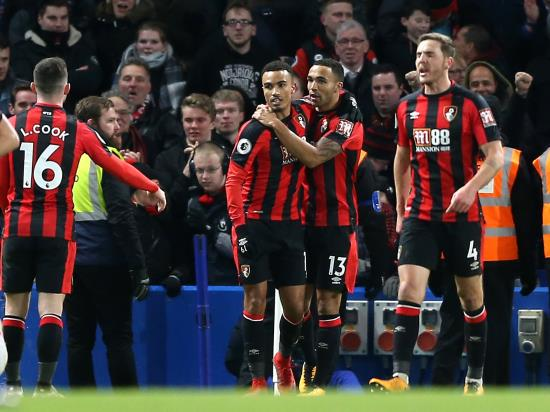 Chelsea FC 0 - 3 AFC Bournemouth: Cherries pick off Chelsea in stunning second-half show