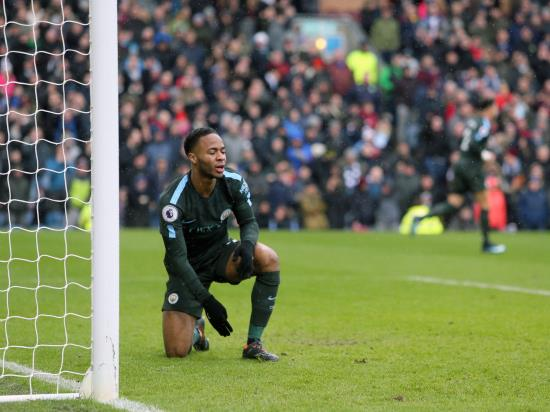 Guardiola leaps to Sterling defence after forward's inexplicable miss costs City