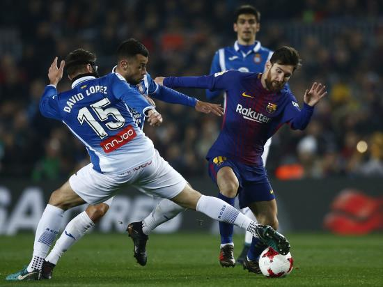 Espanyol vs Barcelona - Espanyol stand in the way as Barcelona target club record