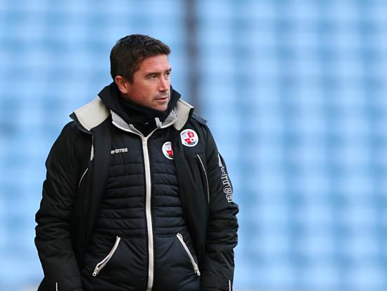 Harry Kewell's Crawley leave it late to beat Chesterfield