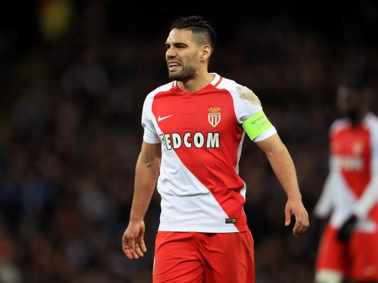 Monaco vs Lyon - Captain Radamel Falcao leads Monaco in fight for second place