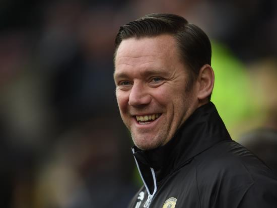 Nolan delighted with Notts County's performance in their victory over Crewe