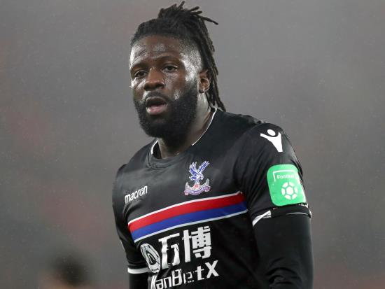 Crystal Palace vs Newcastle - Bakary Sako faces lengthy spell on sidelines