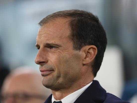 Juventus vs US Sassuolo Calcio - Allegri warns Juventus against complacency