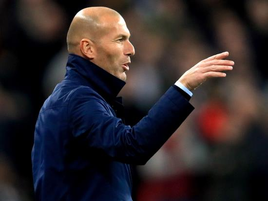 Levante vs Real Madrid - Zidane not giving up on LaLiga challenge yet