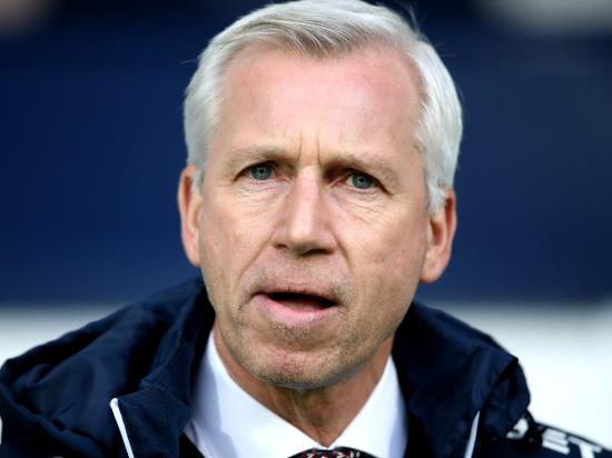 Alan Pardew admits flagging West Brom struggled to compete against Southampton