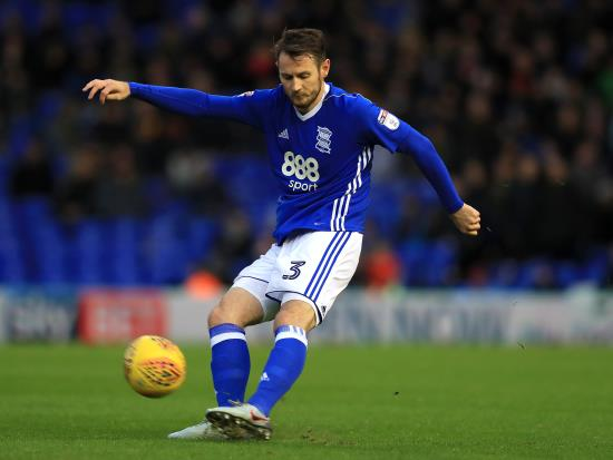 Birmingham vs Huddersfield Town - Blow for Birmingham as Grounds suffers knee injury