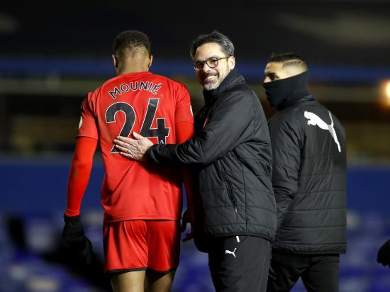 Huddersfield get past Birmingham in FA Cup after extra time