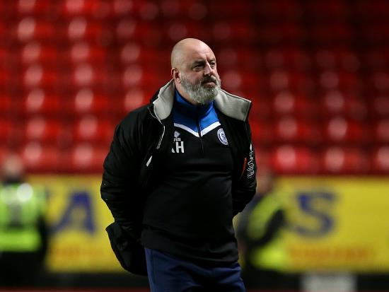 Rochdale manager Keith Hill hopes to realise 'ultimate dream' in FA Cup fifth round