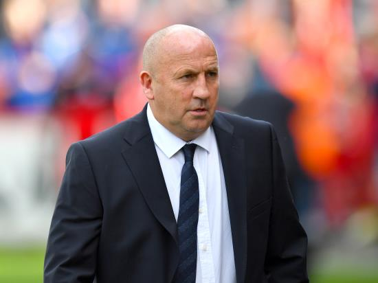 John Coleman happy to see Accrington playing with confidence