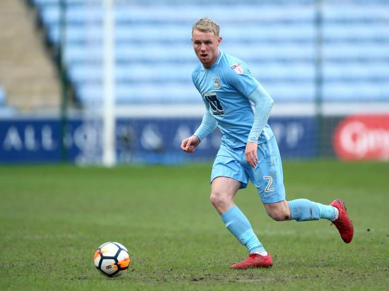 Grimmer absent for Sky Blues