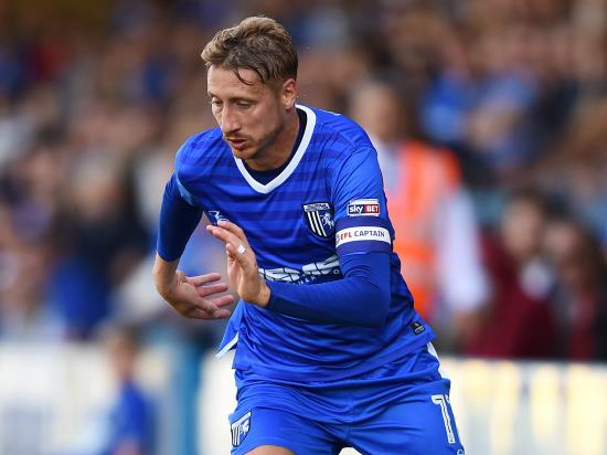 Mixed news for Gillingham as Lee Martin is fit but Alex Lacey misses out