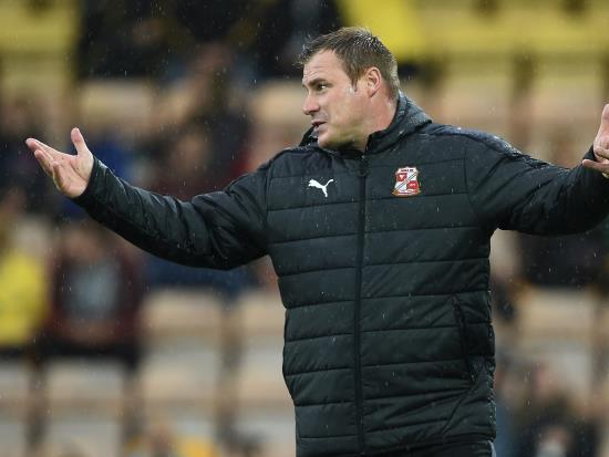 David Flitcroft waits on Kellan Gordon news as he prepares for Mansfield clash