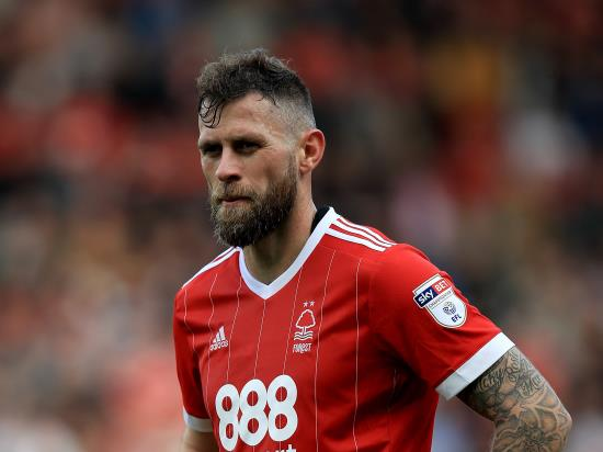 Nottingham Forest could welcome back Daryl Murphy for Hull clash