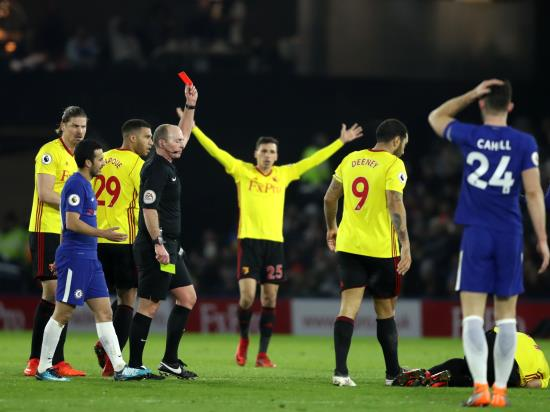 Chelsea vs West Brom - Tiemoue Bakayoko banned for Chelsea clash with West Brom
