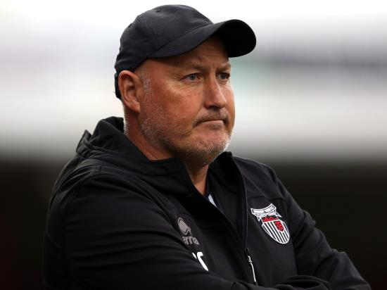 Russell Slade refuses to quit after Grimsby lose again