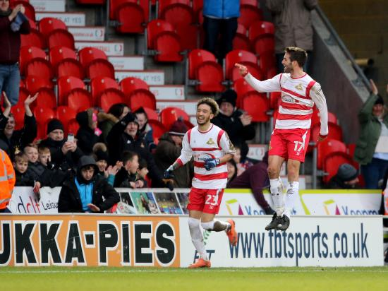 Matty Blair nicks late point for Doncaster to stun dominant Charlton