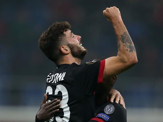 Patrick Cutrone nets twice as AC Milan hammer SPAL