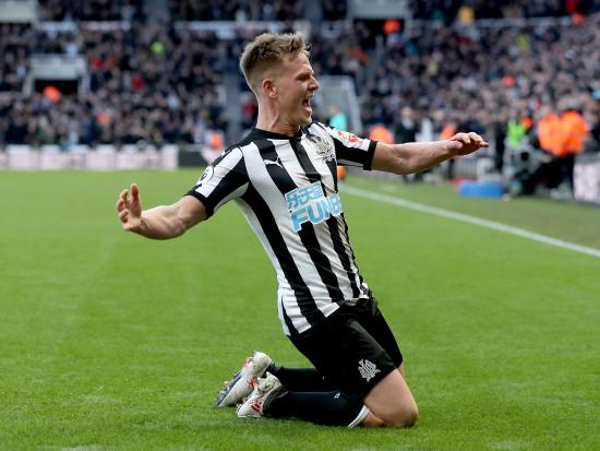 Newcastle 1 - 0 Manchester United: Manchester United lose further ground on City after Newcastle setback
