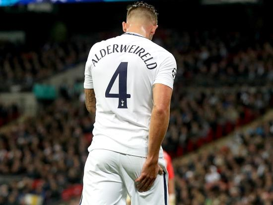 Juventus vs Tottenham - Pochettino: Toby Alderweireld not fit enough to face Juventus