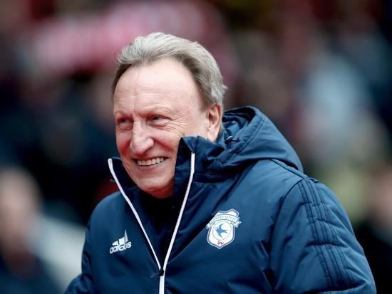 Neil Warnock pleased with Cardiff's attitude in win against Bolton