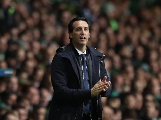 PSG vs Strasbourg - Emery won't admit defeat in PSG's bid to topple Real Madrid