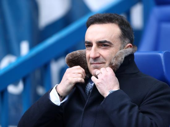 Carlos Carvalhal's Swansea held by former club Sheffield Wednesday