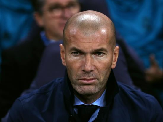 Real Betis vs Real Madrid - Zinedine Zidane admits Real Madrid job 'extremely tiring'