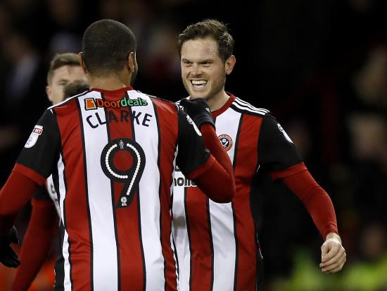 Sheffield United continue play-off push after beating QPR
