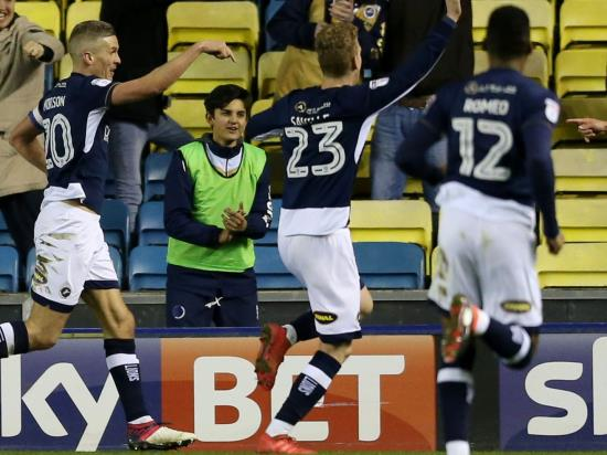 Millwall secure comeback victory against Sheffield Wednesday