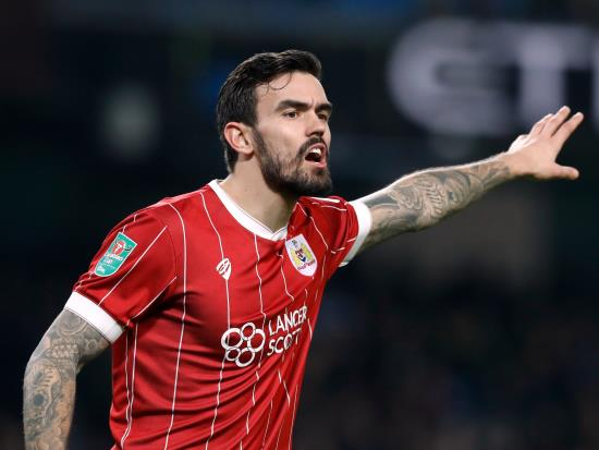 Bristol City vs Fulham - No Marlon Pack for Bristol City against in-form Fulham