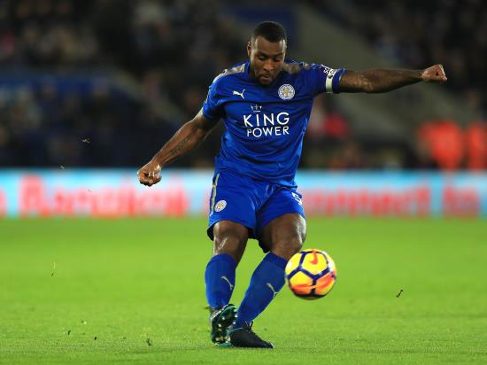 Leicester City vs Stoke City - Wes Morgan in frame for Leicester return