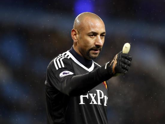 Watford expect to welcome back Heurelho Gomes for Everton clash