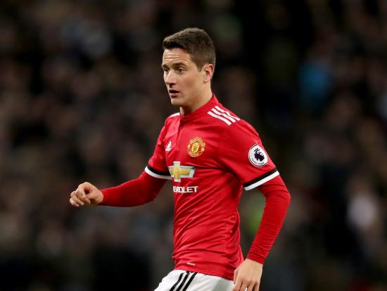 Manchester United vs Chelsea - Manchester United's Herrera out for Chelsea clash
