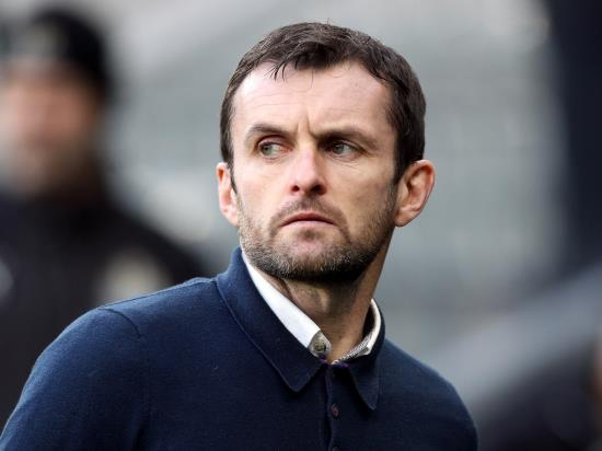 Nathan Jones unhappy with officials