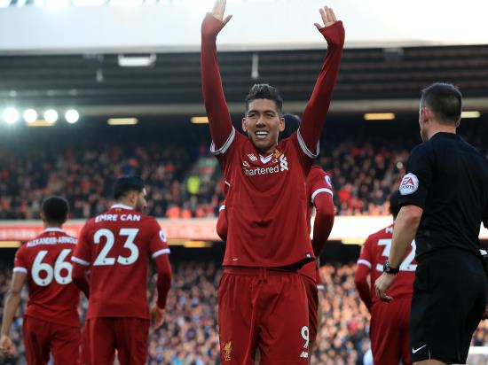 Liverpool 4 - 1 West Ham United: Ton up for Liverpool as prolific Reds swat aside West Ham