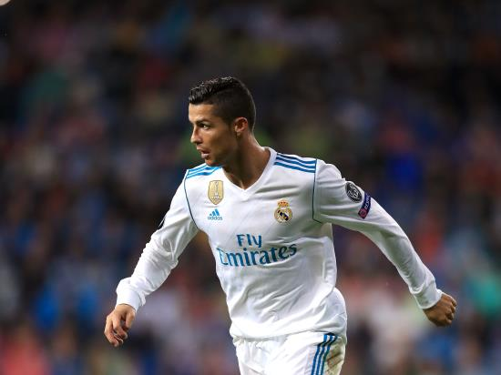 Real Madrid 4 - 0 Alaves: Ronaldo scores a brace as Real Madrid ease past Alaves