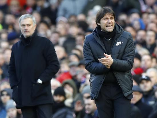 Conte admits Chelsea could struggle to finish in Premier League top four