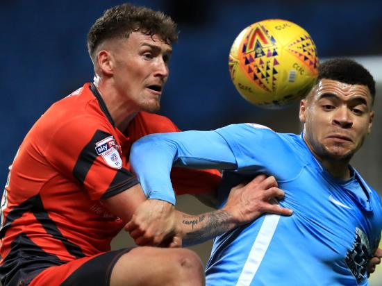 Wycombe could make defensive changes against Coventry